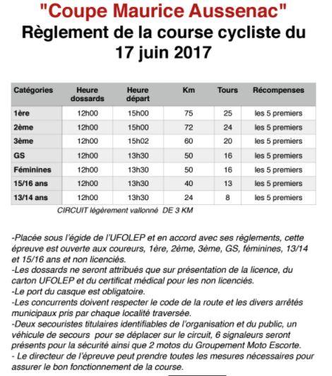règlement du prix de Carla de Roquefort
