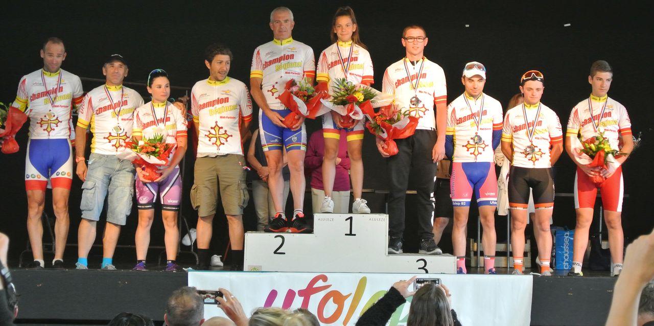 les champions midi-Pyrénées